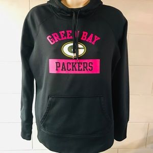 Green Bay Packers NIKE Hoodie Size Small